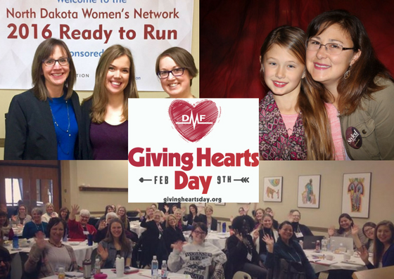 Giving Hearts Day Online Event